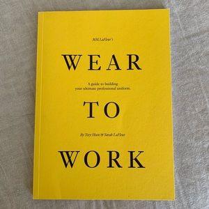 MM LaFleur's 'Wear to Work' Capsule Wardrobe Guide